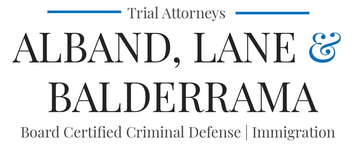 The Alband Law Firm